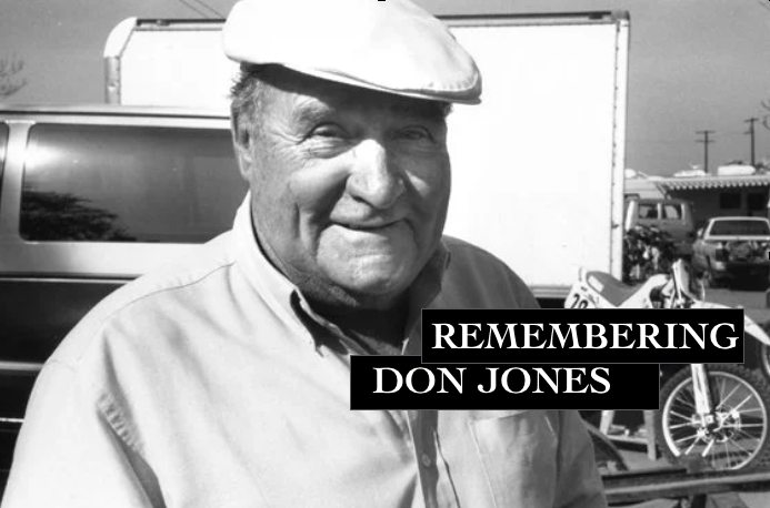Remembering Don Jones
