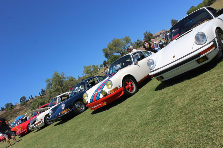 Porsche 356 Club Concours