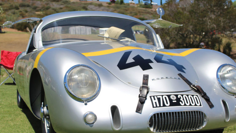 1952 Glöckler-Porsche Roadster