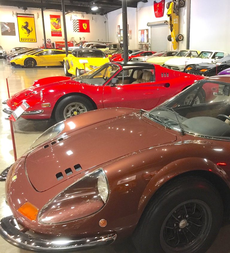 The Marconi Automotive Museum
