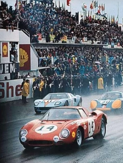 1968 24 Hours of LeMans – YouTube Gold