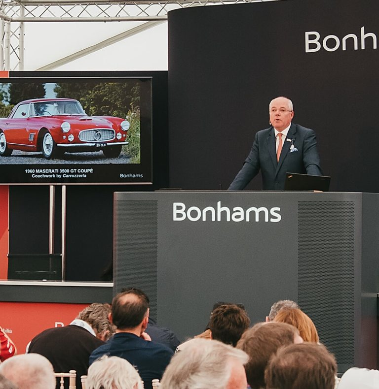 What We'd Bid On At The Bonhams Goodwood Revival Auction