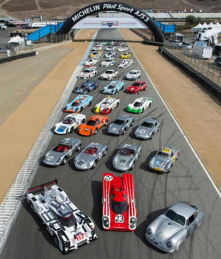 Rennsport Reunion:  Something for the Porsche People