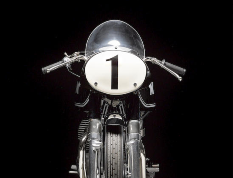 Matchless G45 From Glory Motorworks