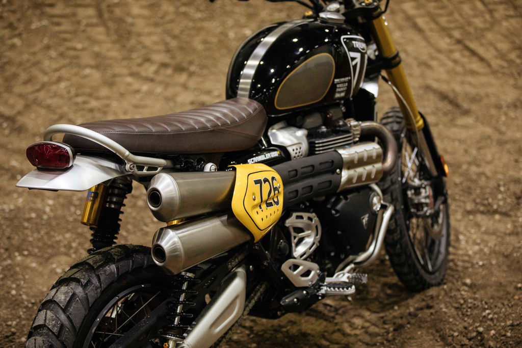 Triumph Make Historic Return To The Legendary Baja 1000 Race With
