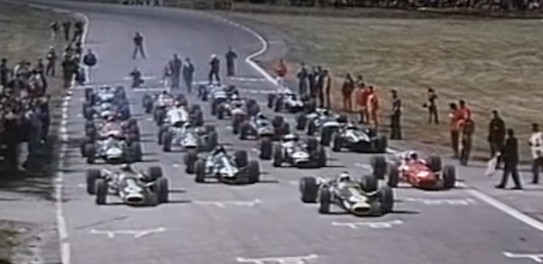 Automotive Heritage:  Vintage Car and Motorcycle Racing Footage On Youtube