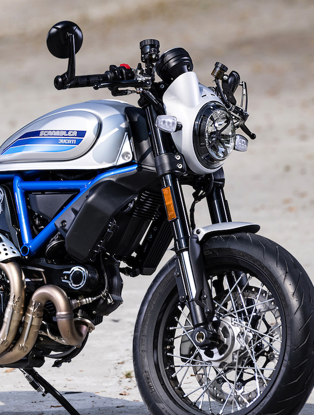 "2019 Ducati Scrambler Cafe Racer….Now With More ""Retro!"""