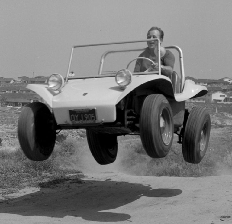 The Man Who Invented Fun on Wheels:  Bruce Meyers