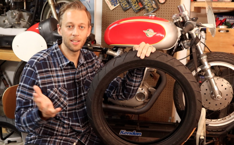 Video:  Honda CL90 and Ducati 350 Racer Project Bike Update