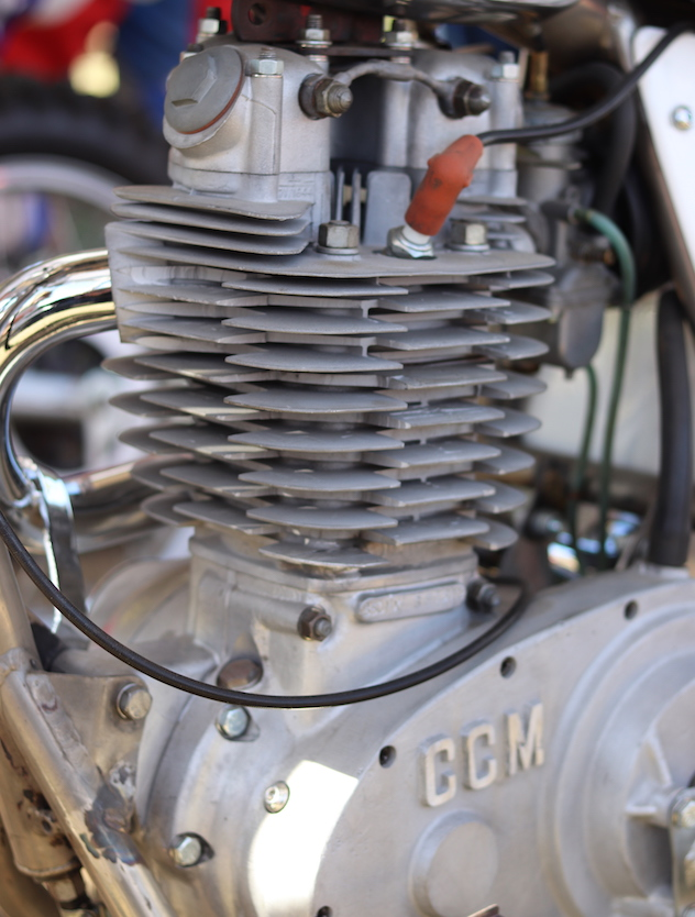 In Detail:  CCM-BSA B50MX