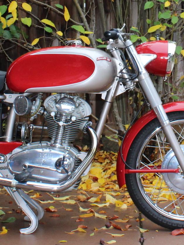1959 200cc Ducati Americano