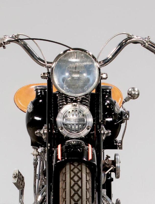 2019 Mecum Las Vegas Motorcycle Auction:  Top Ten