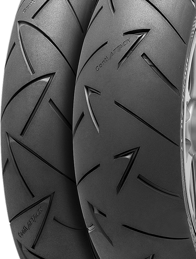 Continental Classic Motorcycle Tires:  Modern Rubber for Vintage Bikes