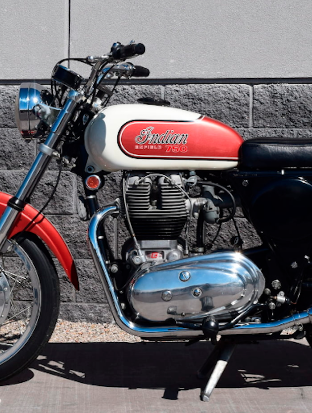 Thinning the Herd:  Buddy Stubbs to Auction 30 Motorcycles from Collection