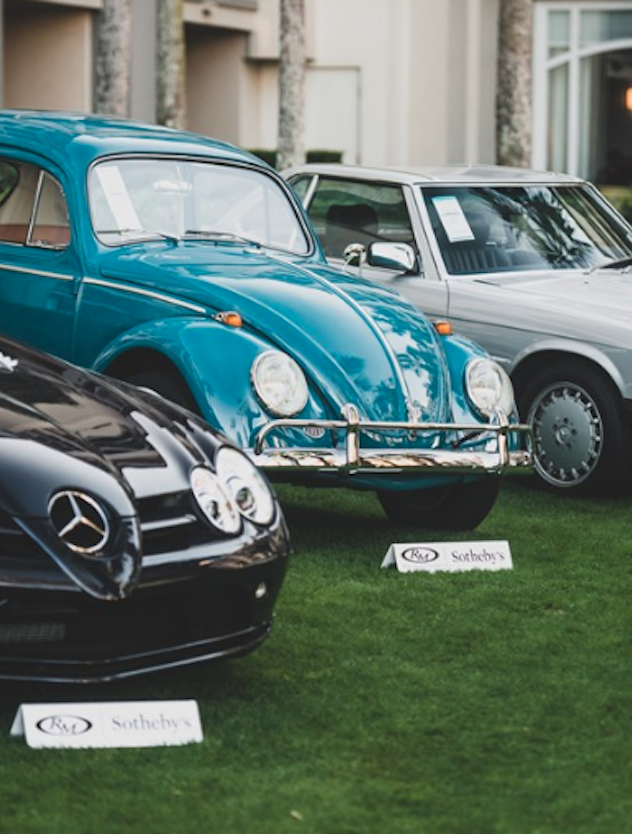 Oh The Variety!!!  RM Sotheby's Amelia Island 2019 – Top Ten Auction Results