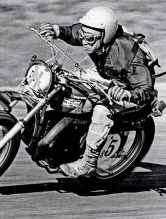 Malcolm Smith will be honored at the 2019 Quail Motorcycle Gathering