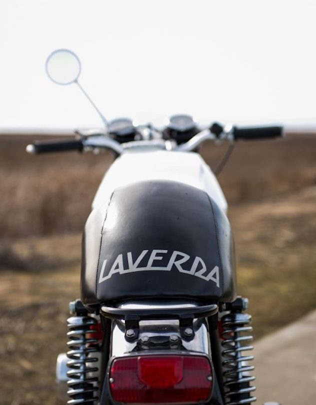 1970 Laverda 750S
