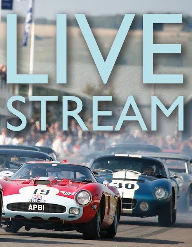 2019 Goodwood Revival – Live Stream